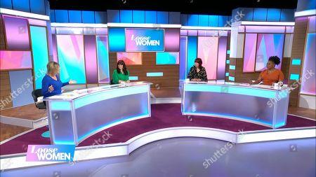 Ruth Langsford, Coleen Nolan, Janet Street-Porter, Brenda Edwards