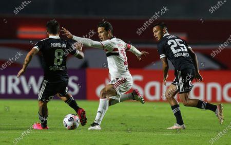 Editorial image of Peru Soccer Copa Libertadores, Sao Paulo, Brazil - 25 May 2021