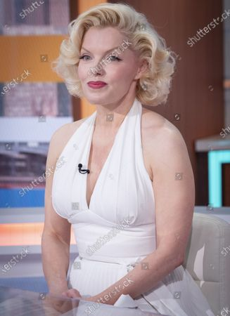 Editorial picture of 'Good Morning Britain' TV Show, London, UK - 26 May 2021