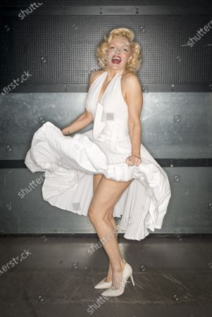 Stock Picture of Suzie Kennedy