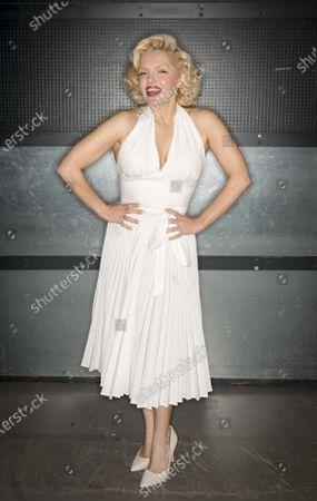 Stock Image of Suzie Kennedy