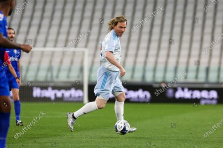 Stock Picture of Pavel Nedved during the Partita Del Cuore charity football match at Allianz Stadium on May 25, 2021 iin Turin, Italy.