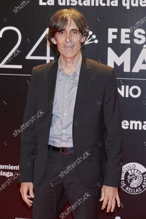 Stock Photo of Manolo Caro