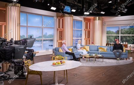 Editorial image of 'This Morning' TV show, London, UK - 26 May 2021