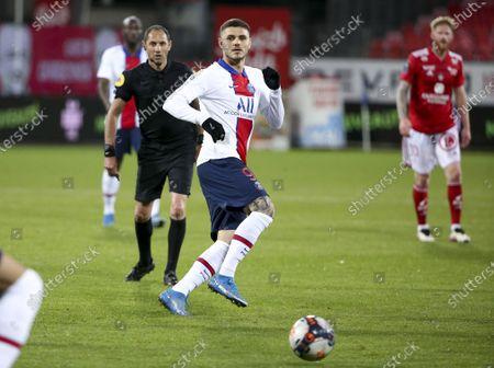 Mauro Icardi of PSG
