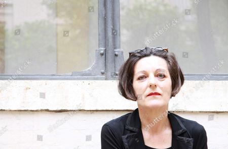 Editorial photo of Herta Muller at the Rome Literature Festival, Rome, Italy - 15 Jun 2010