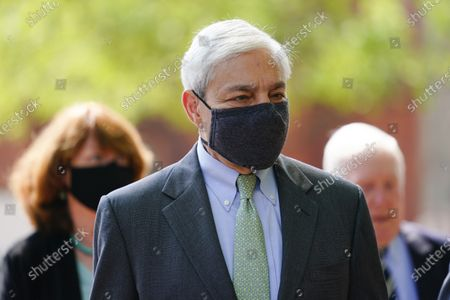 Editorial picture of Penn State Abuse Spanier, Harrisburg, United States - 26 May 2021