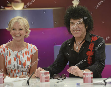 Lisa Maxwell and Mungo Jerry Ray Dorset).
