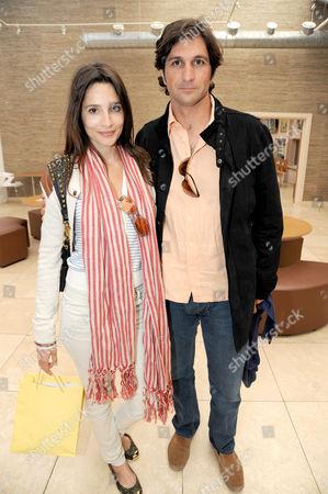 Astrid Munoz and Eduardo Astrada