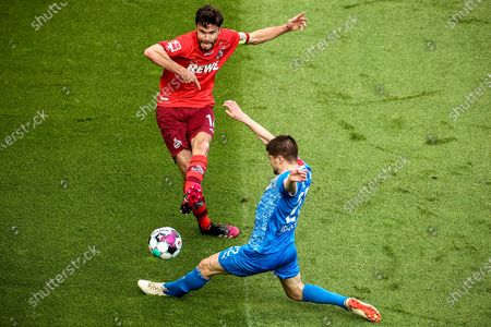 Editorial picture of FC Cologne vs Holstein Kiel, Germany - 26 May 2021