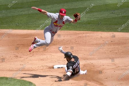 Editorial picture of Cardinals White Sox Baseball, Chicago, United States - 26 May 2021