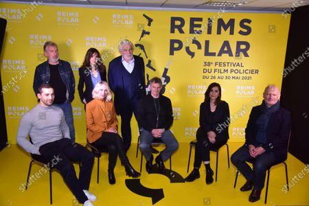 Dali Benssalah, Anne Parillaud, Pascale Arbillot, Jacques Weber, Lucas Belvaux, Negar Javadi, Jean-Paul Salome.