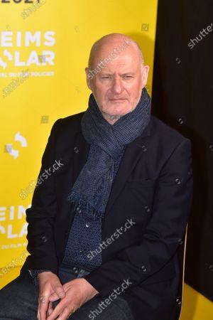 Editorial photo of Reims Polar Film Festival, Photocall, Paris, France - 26 May 2021