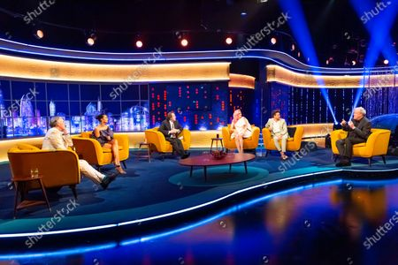 Editorial image of 'The Jonathan Ross Show' TV show, Series 17, Episode 8, London, UK - 29 May 2021
