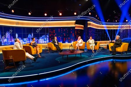 Editorial picture of 'The Jonathan Ross Show' TV show, Series 17, Episode 8, London, UK - 29 May 2021