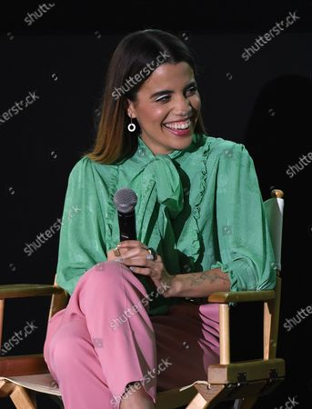 Editorial photo of HULU original film 'Plan B' special event, L'Ermitage Beverly Hills, Los Angeles, California, USA - 26 May 2021