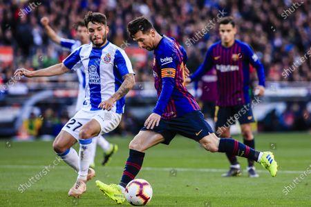 Editorial picture of FC Barcelona v RCD Espanyol - La Liga, Spain - 27 May 2021