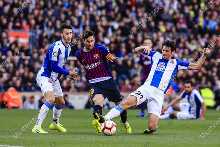 Editorial image of FC Barcelona v RCD Espanyol - La Liga, Spain - 27 May 2021