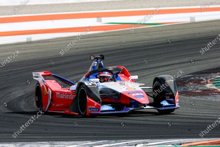 64 D'AMBROSIO Jerome (bel), Mahindra Racing, action during the ABB Formula E Championshop official pre-season test of season six at Circuit Ricardo Tormo in Valencia on October 15, 16, 17 and 18 of 2019, Spain.