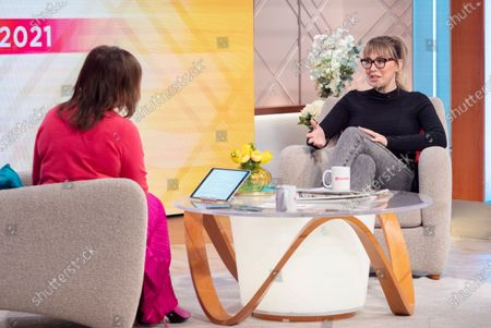 Editorial image of 'Lorraine' TV Show, London, UK - 27 May 2021