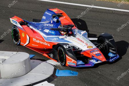 Editorial photo of Formula E - Valencia Tests, Spain - 18 Oct 2019