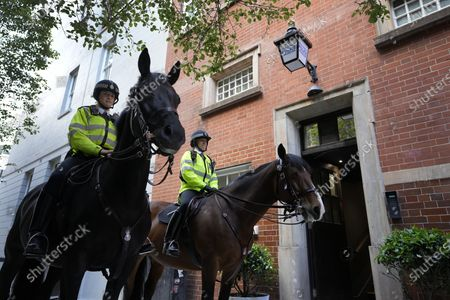 Editorial photo of Police Museum, London, United Kingdom - 27 May 2021