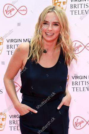 Editorial photo of Virgin Media British Academy Television Awards, Arrivals, London, UK - 06 Jun 2021