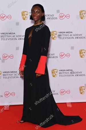Editorial photo of Virgin Media British Academy Television Awards, Winners Press Room, London, UK - 06 Jun 2021