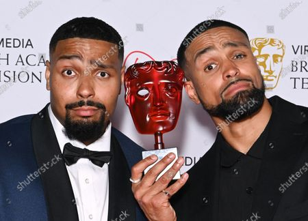 Virgin Media's Must-see Moment - Britain's Got Talent Diversity Perform A Routine Inspired By The Events Of 2020 - Ashley Banjo And Jordan Banjo