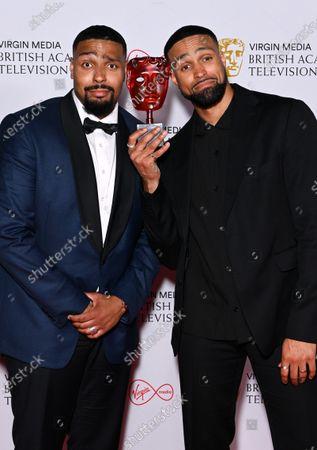 Editorial picture of Virgin Media British Academy Television Awards, Winners Press Room, London, UK - 06 Jun 2021