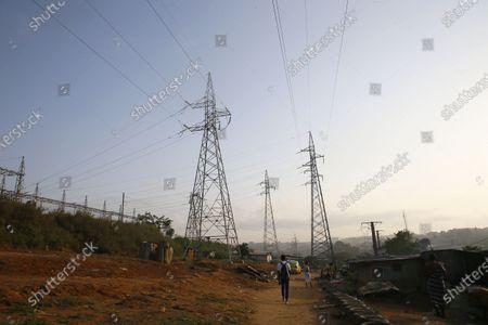 Editorial photo of Abidjan Electricity crisis, Ivory Coast - 27 May 2021