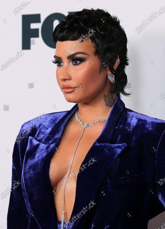 Stock Picture of Demi Lovato