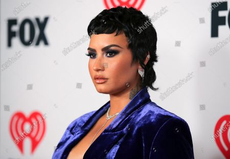 Editorial image of iHeartRadio Music Awards, Arrivals, Dolby Theater, Los Angeles, USA - 27 May 2021