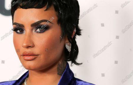 Stock Image of Demi Lovato