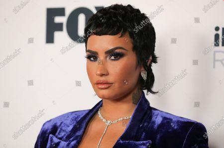 Stock Photo of Demi Lovato