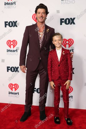 Editorial photo of iHeartRadio Music Awards, Arrivals, Dolby Theater, Los Angeles, USA - 27 May 2021