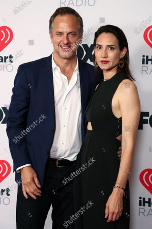 Editorial picture of iHeartRadio Music Awards, Arrivals, Dolby Theater, Los Angeles, USA - 27 May 2021