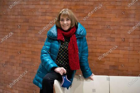 Stock Picture of Carmen Maura durante the premiere of the film Le Bonheaur est Dans Le Pre in Madrid