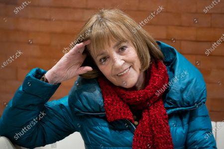 Editorial photo of Carmen Maura in Madrid, Spain - 14 Dec 2020