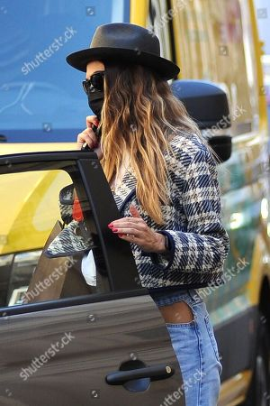 Editorial picture of Melissa Satta out and about, Milan, Italy - 27 May 2021