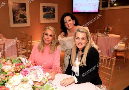 Kathy Hilton, Guest, Nancy Davis