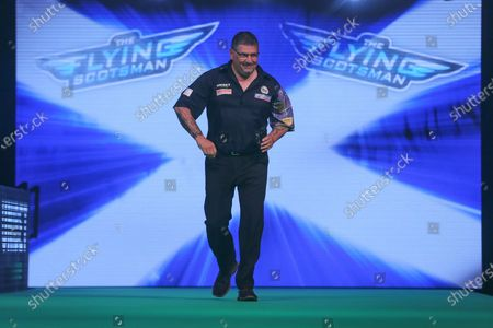 Editorial picture of Darts, PDC, Unibet Premier League - 27 May 2021