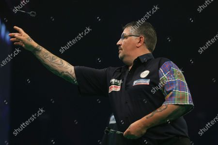 Editorial photo of Darts, PDC, Unibet Premier League - 27 May 2021