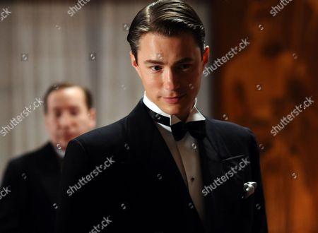 Stock Image of Tom Wisdom as Oliver Manders