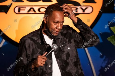 Editorial image of Tribute to late comedian Paul Mooney in Los Angeles, USA - 27 May 2021