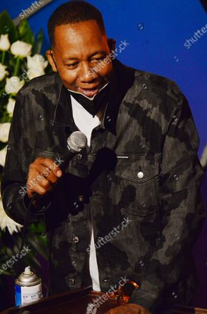 Editorial photo of Laugh Factory's Paul Mooney Tribute Show, West Hollywood, Los Angeles, Califonia, USA - 27 May 2021