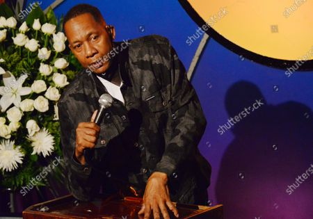 Editorial picture of Laugh Factory's Paul Mooney Tribute Show, West Hollywood, Los Angeles, Califonia, USA - 27 May 2021