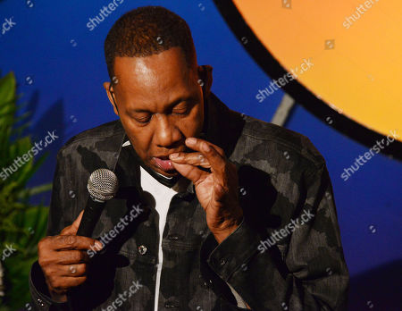 Stock Image of Mark Curry
