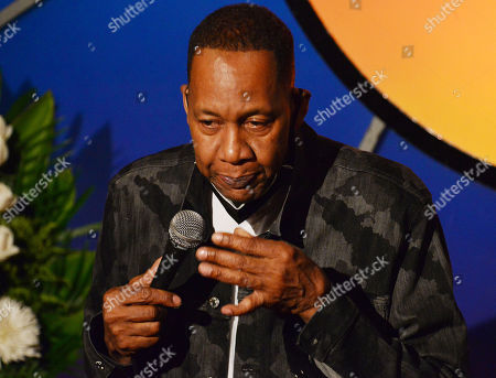 Stock Picture of Mark Curry