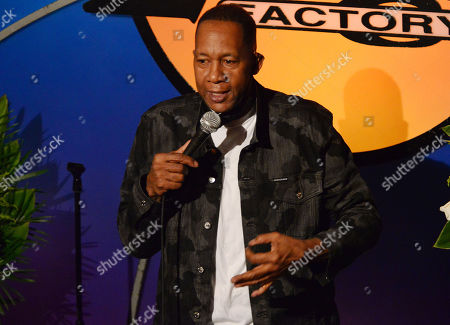 Stock Photo of Mark Curry